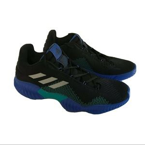 Adidas Mens AC 7427 Pro Bounce Low Sneakers Sz 13